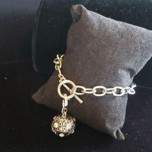 Guess link bracelet